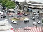 Semáforos passam a operar em modo de alerta em vias de Muriaé