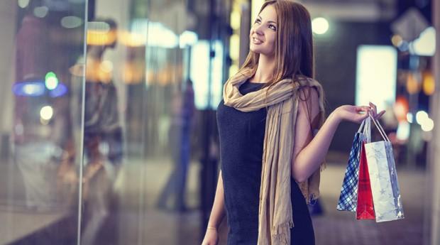 luxo, compras, moda, roupas, vestuário, varejo (Foto: ThinkStock)