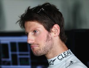 Romain Grosjean, Lotus (Foto: Getty Images)