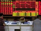 Ações da China têm dia volátil e fecham em queda nesta segunda