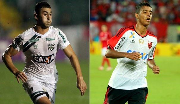 Figueirense e Flamengo se enfrentam nesta quarta-feira (8) (Foto: Reprodução/ Globoesporte)