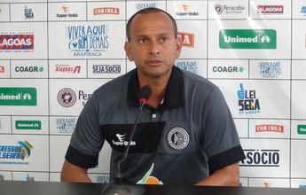 Jaelson Marcelino, ex-Coruripe e ASA, assume comando técnico do Lagarto