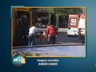 Idosa fica ferida após cair em ônibus na Região Centro-Sul de BH