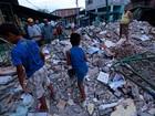'Preciso encontrar meu bebê': o desespero das vítimas do terremoto no Equador