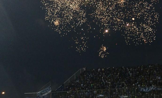 Emelec x Internacional (Foto: Diego Guichard/GloboEsporte.com)