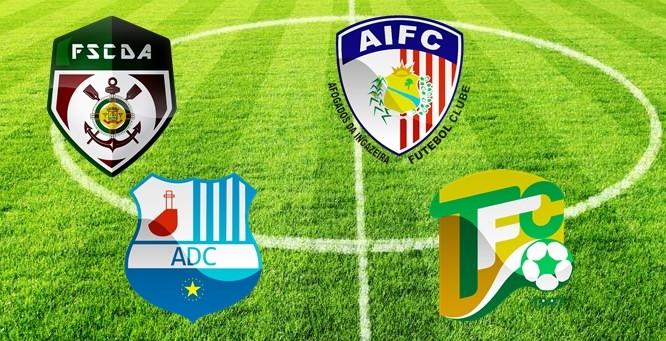 Confrontos das semifinais da Série A2 do Pernambucano (Foto: GloboEsporte.com)