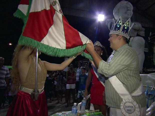 Diretor De Carnaval Deixa Tradicional Escola De Sp: Corte Carnavalesca Visita Escola De Samba Da Zona