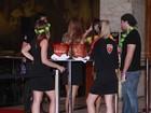 Olin Batista e morena são barrados em evento no Rio