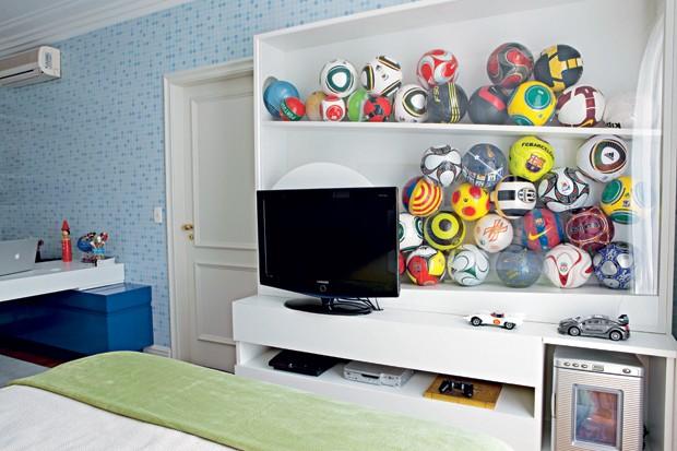 quarto-criança-menino-organização (Foto: Casa e Jardim)