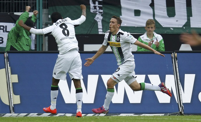 Kruse Borussia Monchengladbach Wolfsburg (Foto: REUTERS/Ina Fassbender)
