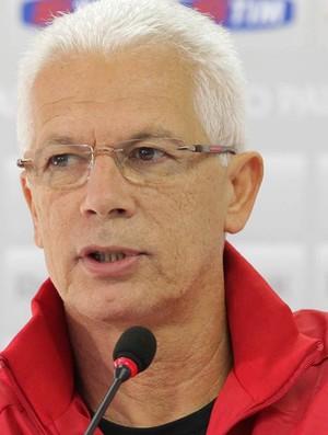 Despedida do técnico Emerson Leão São Paulo (Foto: Divulgação / VIPCOMM)
