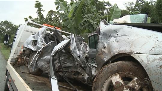Prefeitura decreta luto oficial após morte de mãe e três filhos na BR-280