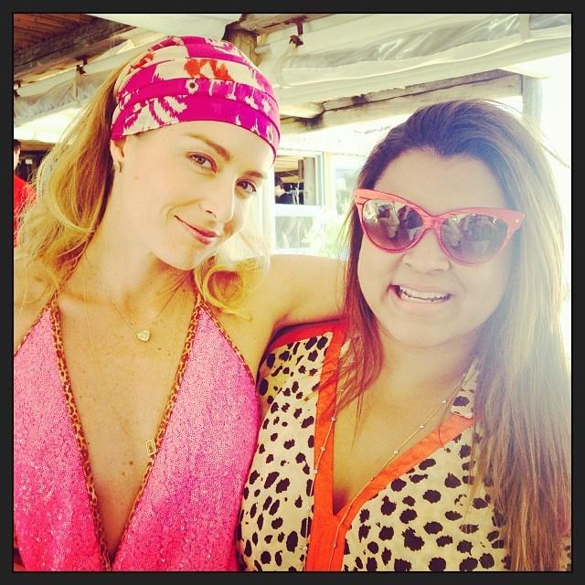 Angélica e Preta Gil (Foto: Instagram / Reprodução)