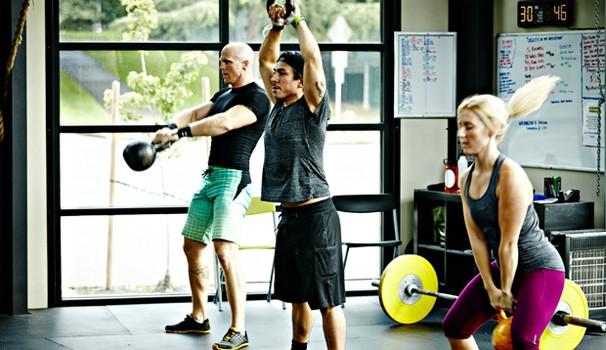 Academia (Foto: Getty Images/ Reprodução Eu Atleta.com)