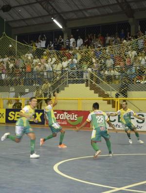 Torcida Crateús Taça Brasil (Foto: Divulgação/CBFS)