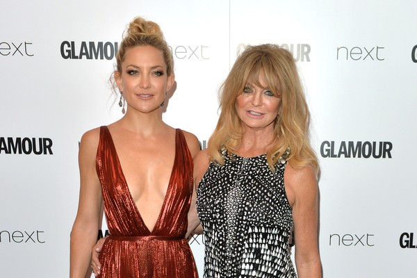 Kate Hudson e Goldie Hawn (Foto: Getty Images)