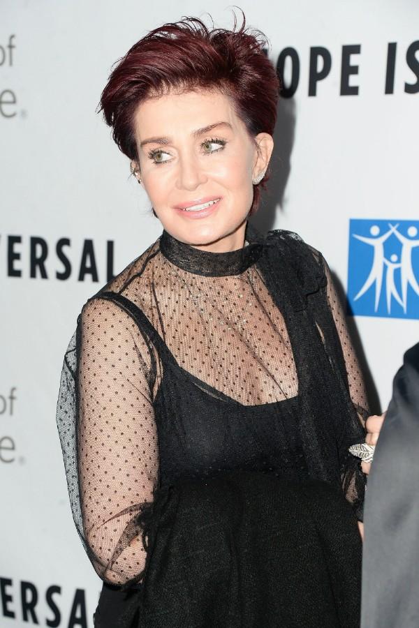 A empresária Sharon Osbourne (Foto: Getty Images)