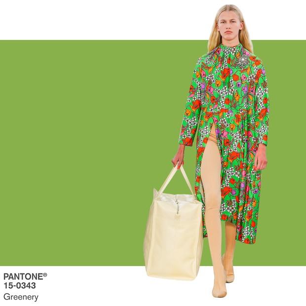 Pantone Greenery (Foto: Arte Vogue Online)