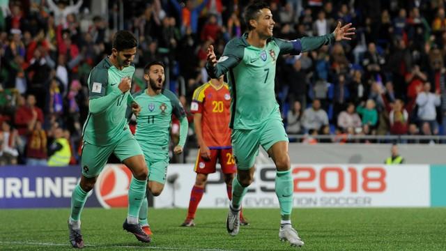 c64a630dc6 Andorra x Portugal - Eliminatórias da Copa - Europa 2016-2017 ...