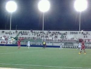 América-RN x Potiguar de Mossoró, Nazarenão, Campeonato Potiguar (Foto: Ricardo Silva/Cedida)