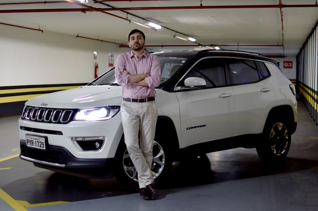 Opinião do dono: Jeep Compass Limited (Foto:  Valério Teixeira)