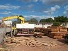 Operação no sul de Mato Grosso apreende 900 m³ de madeira ilegal