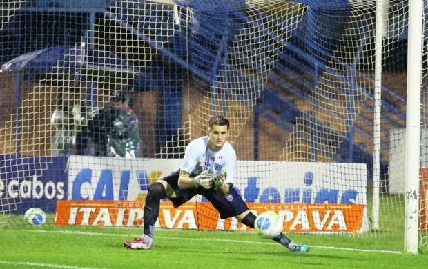 Vagner Avaí x Luverdense (Foto: Jamira Furlani/Avaí FC)