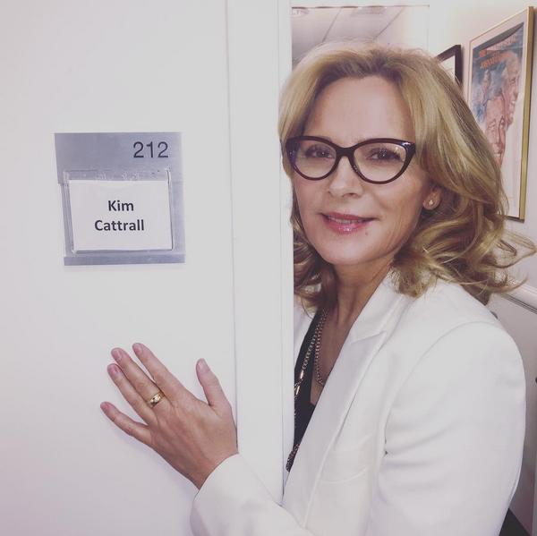 A atriz Kim Cattrall (Foto: Instagram)