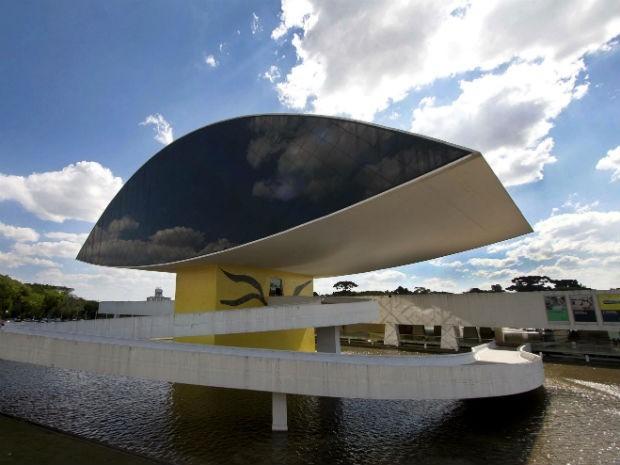 Com projeto 'MON +', museu tem entrada gratuita e horário estendido (Foto:  Agência de Notícias do Paraná / Divulgação)