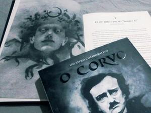 coletânea corvo (Foto: Camilla Andrade / Divulgação)