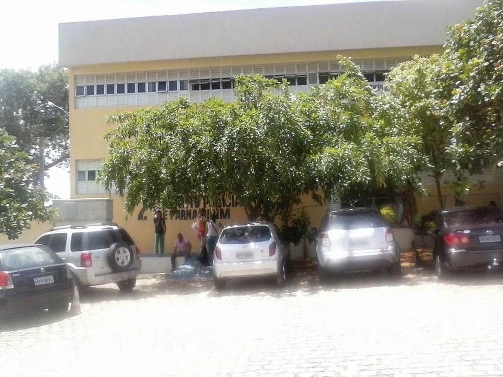 Segundo a PM, pelo menos quatro presos teriam escapado do Centro de Detenção Provisória de Nova Parnamirim  (Foto: Divulgação/Sejuc)