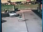 Suspeito de roubar bicicleta é espancado em Santa Maria, no DF