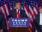 Vitória de Trump contraria pesquisas e projeções nos EUA