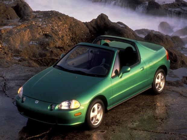 Honda Del Sol 1993 (Foto: Divulgação)