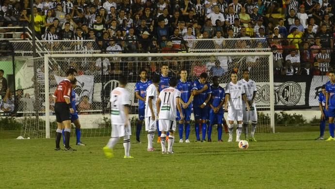 ASA x Águia de Marabá (Foto: Leonardo Freire/GloboEsporte.com)