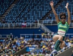 Silvania Costa salto em distância T11 paralimpíada rio 2016 ouro (Foto: Marcio Rodrigues/MPIX/CPB)