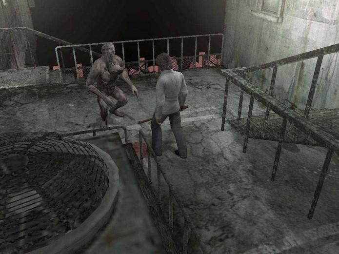 Silent Hill 4: The Room (Foto: Divulgação/Konami)
