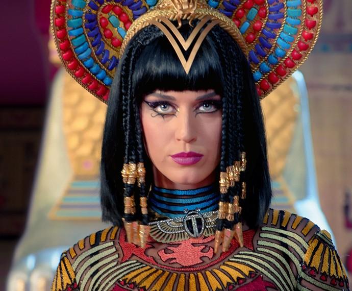 Katy Perry encerra o Rock in Rio 2015 com chave de ouro! (Foto: Reprodução)