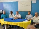 Barjas anuncia 4 secretários e diz que pode faltar verbas para urbanização