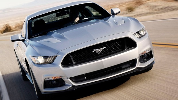 FOTOS: 50 anos do Mustang