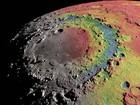 Cientistas revelam origem de uma das maiores crateras da Lua