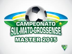 Campeonato Sul-Mato-Grossense Master de futebol 2015 (Foto: Divulgação/FFMS)