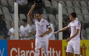 De falta, Ricardo Oliveira leva enquete do gol mais bonito de quarta-feira