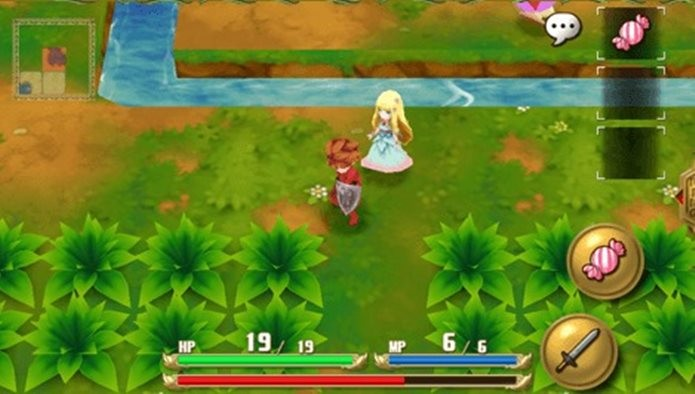 Adventures of Mana foi outro grande RPG que chegou ao iPhone e iPad nesta semana (Foto: Divulgação / Square Enix)