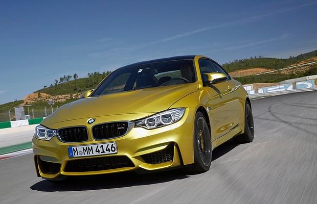 BMW M4 Coupe (Foto: Divulgação)