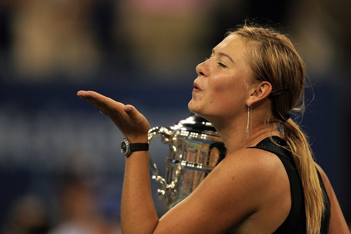 Maria Sharapova WTA Stanford (Foto: Lachlan Cunningham/Getty Images)