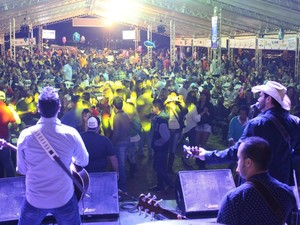 Festa da Candelária em Sumaré (Foto: Laio Carvalho)