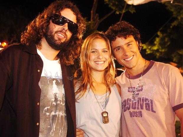 Show do Detonautas agitou Malhação (Foto: Renato Rocha Miranda / TV Globo)