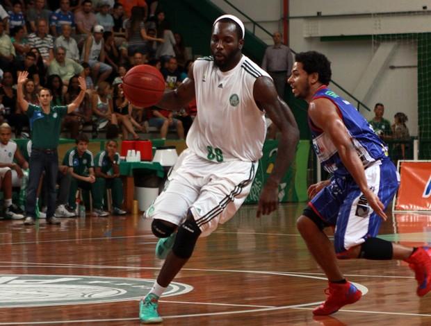 PALMEIRAS x LIMEIRA nbb basquete (Foto: Fabio Menotti/Palmeiras/Divulgação)