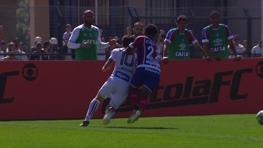 Vanderlei pede para Santos focar na própria campanha e esquecer Corinthians
